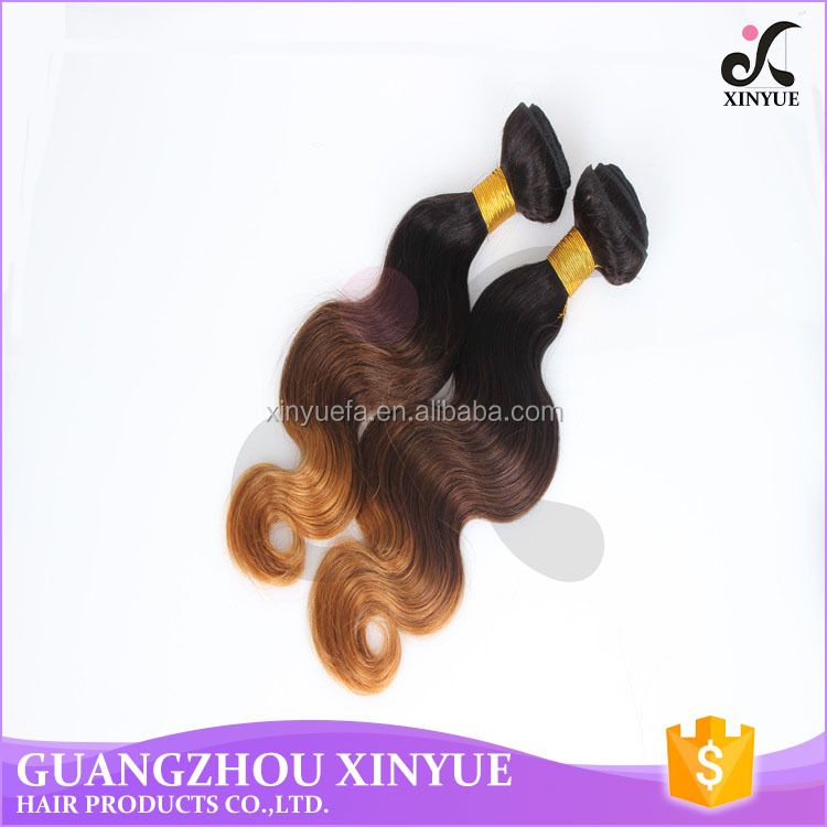 factory price grade 5a-9a umber loose wave hair extension