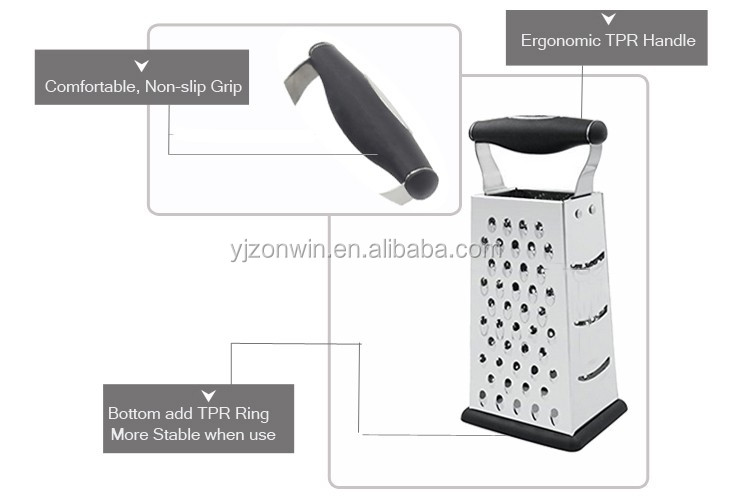 D1-064 best seller multi-functional stainless steel grater box