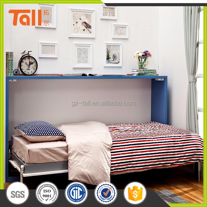 Camas camas de la pared fácil Murphy cama escritorio de pared de ...