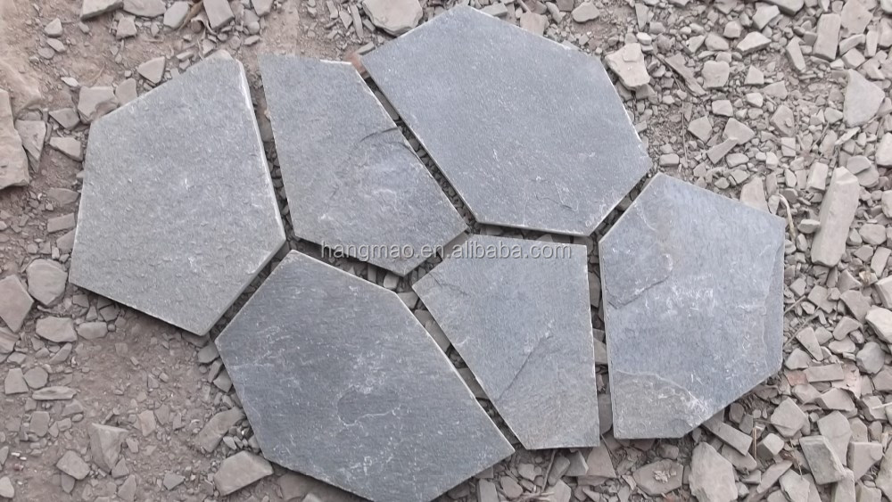 Landscaping With Slate Rock : Landscaping slate rock for paving decoration buy