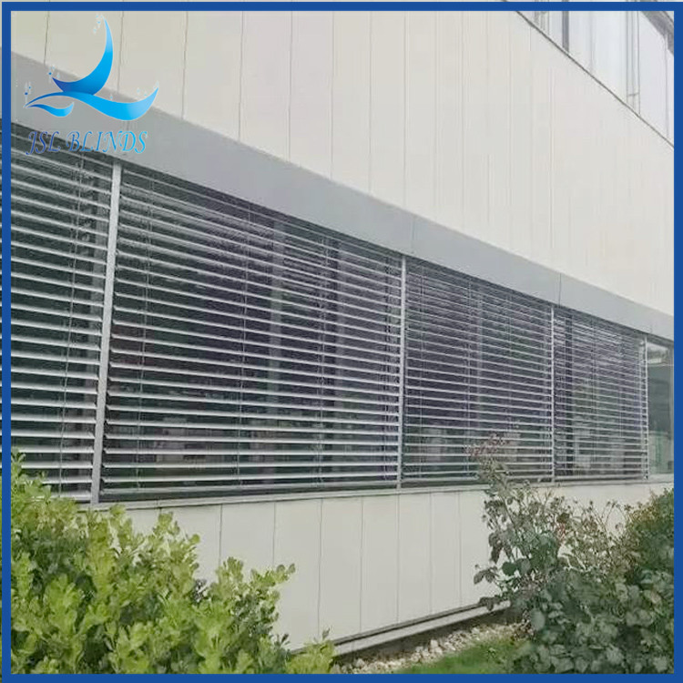 Different Colors Energy Conservation Outdoor Venetian Blinds China