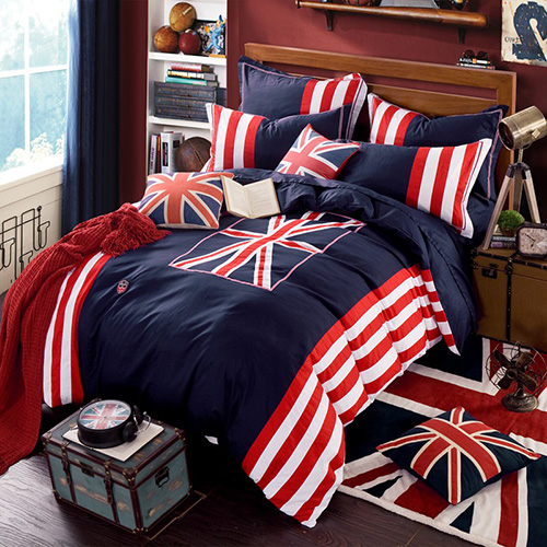 online kaufen gro handel quilt amerikanische flagge aus china quilt amerikanische flagge. Black Bedroom Furniture Sets. Home Design Ideas