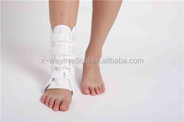 Ankle joint protection brace for soft tissue injury and fracture, ankle pain relief band