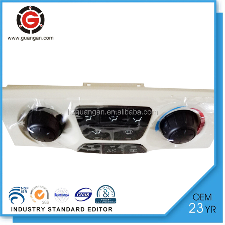Factory supplier car controller dual zone automatic climate control vs air conditioning