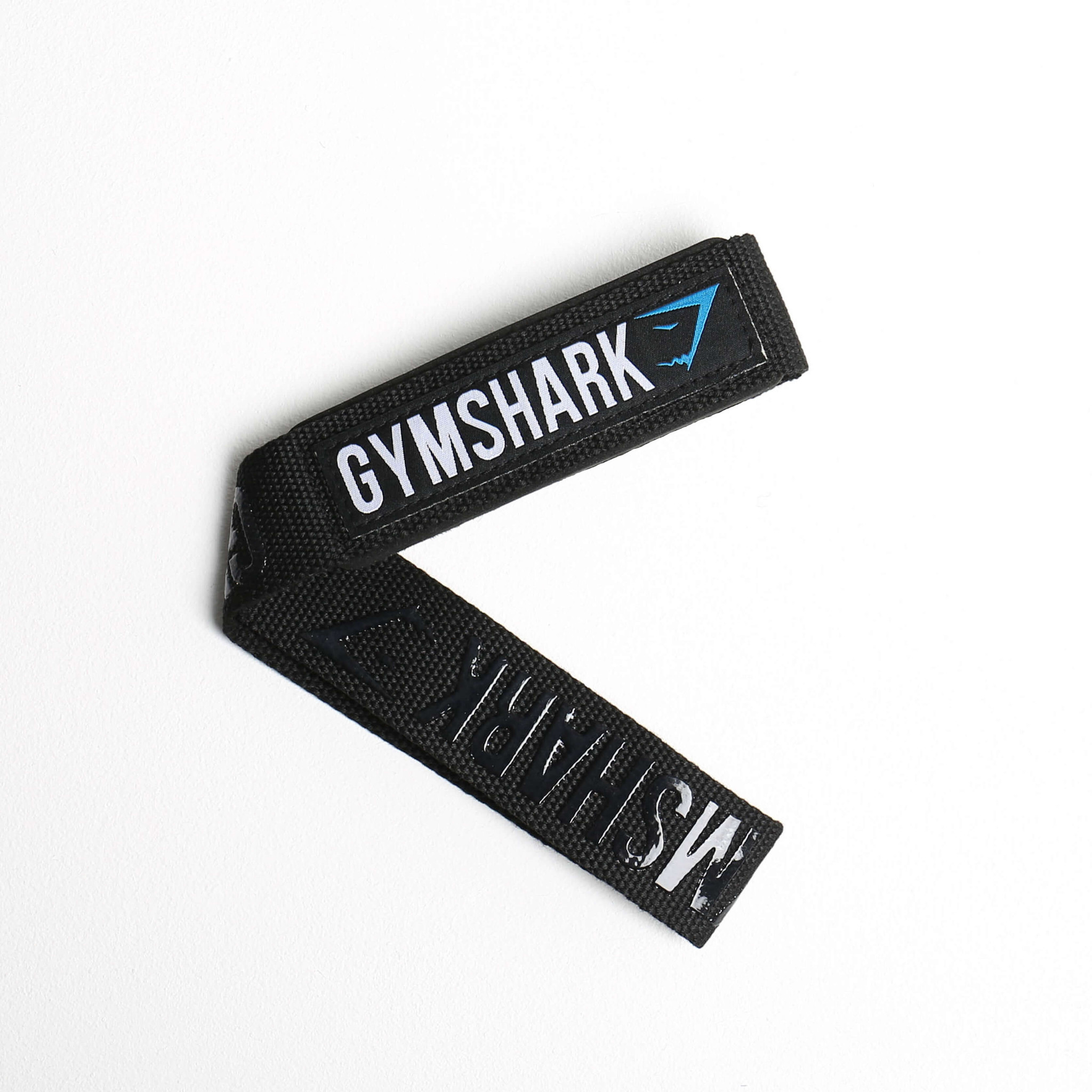 Custom gym straps with silica gel printing weight lifting strap