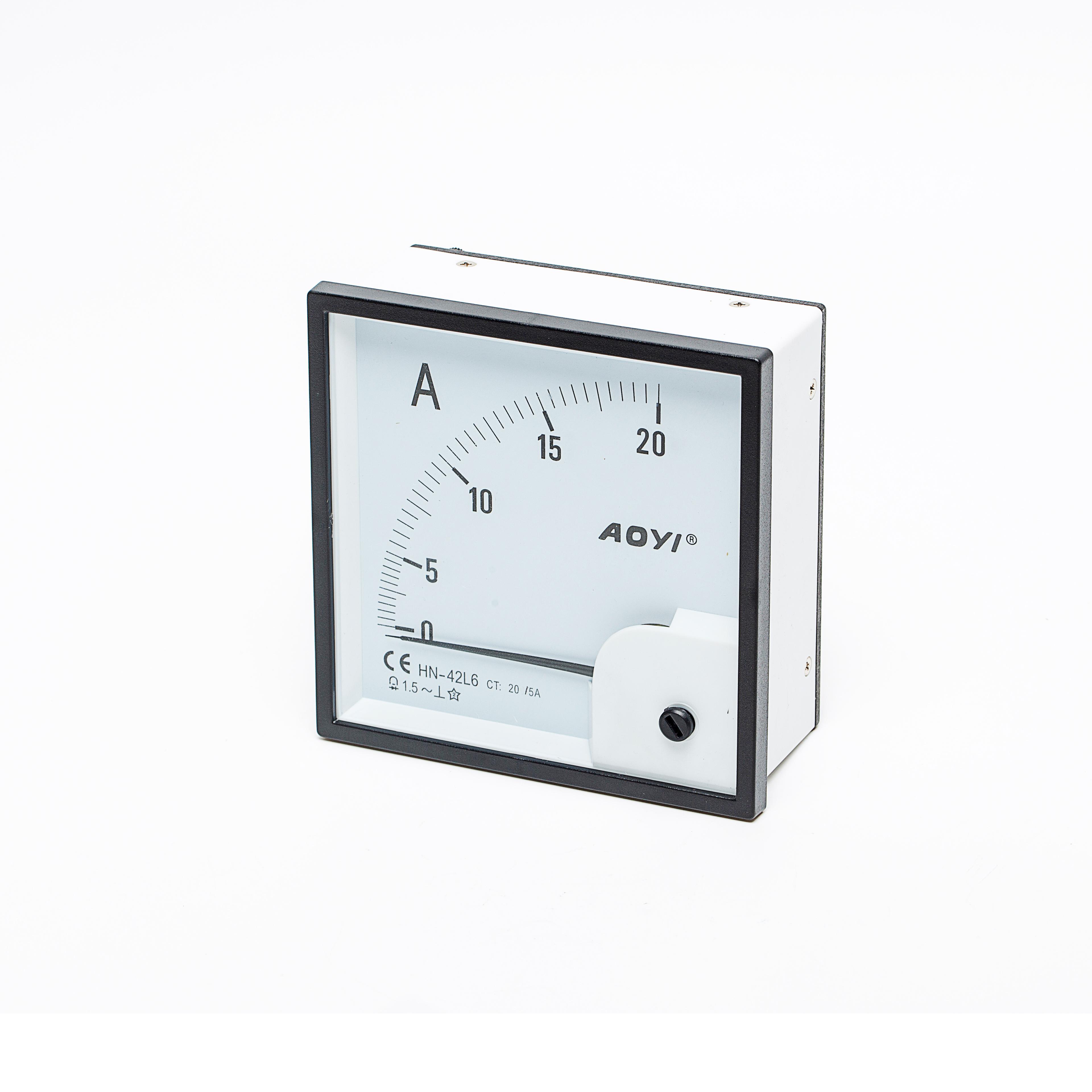 Instrument 85C17 DC 0-5 A amp analogique Panel Meter Ampèremètre