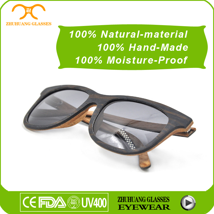 best sell wood glasses high quality wooden sunglasses 2016