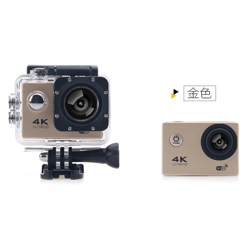 Sport DV Cameras Wifi Action Camera Wireless Video Recorder 2.0 inch 4K wifi sport action camera 1080p