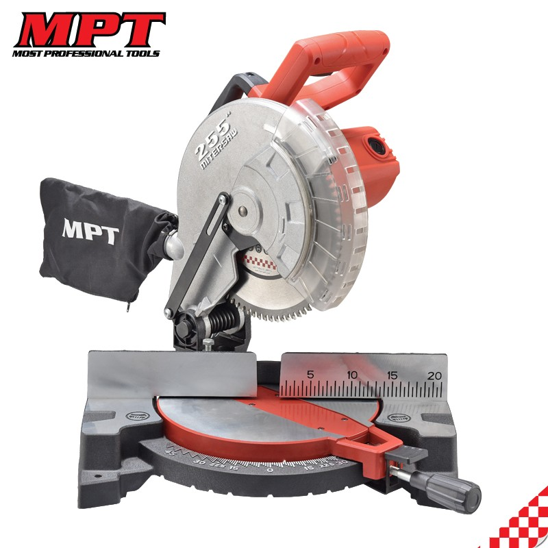 MPT 2200W 250mm types of electric saws