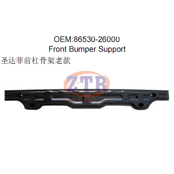 Auto Parts Front Bumper Support 86530-2B000 for Hyundai Santa FE 2007
