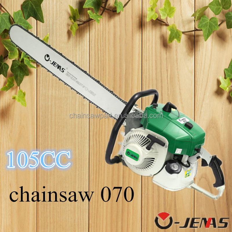2-Stroke professional gasoline Chinese chainsaw 070 Chain Saw 105CC