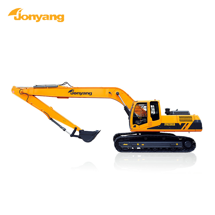 New hydraulic crawler long boom excavator for sale