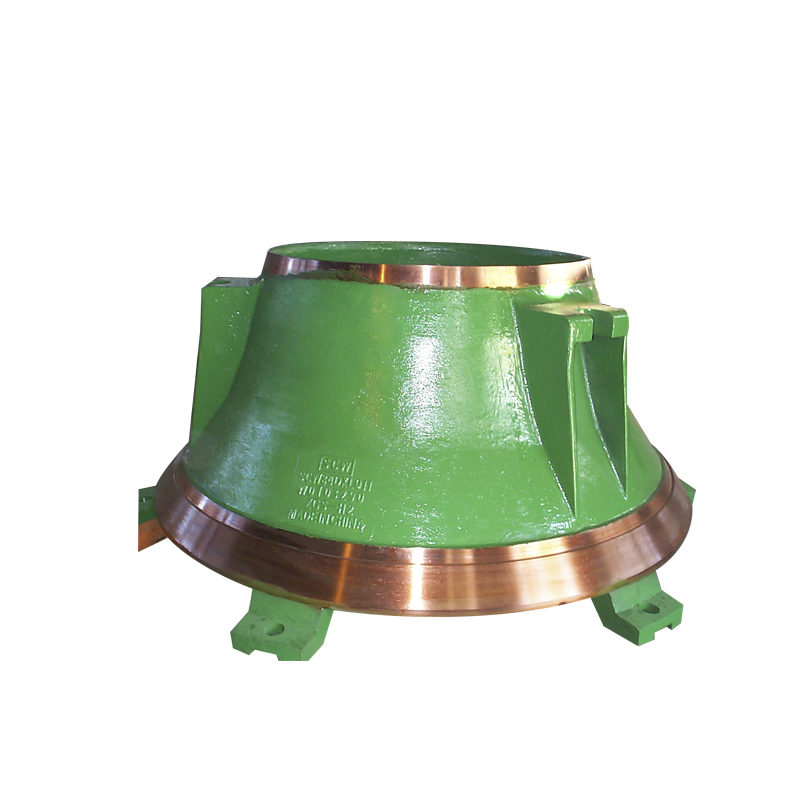 Concave and Mantle , Mantle - Dingli Mining Equipment