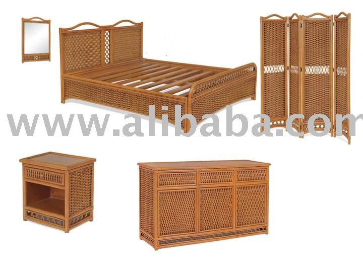 Cane Bedroom Furniture, Cane Bedroom Furniture Suppliers And Manufacturers  At Alibaba.com