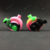 Decorative snail design mini silicone pipes smoking tobacco