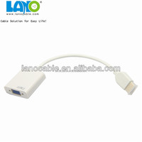 Distribute wholesale cable male to female USB to vga capture adapter