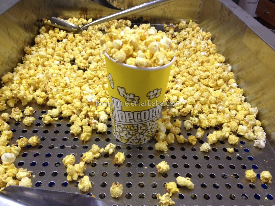 Alibaba Hot Sale Industrial Hot Air Popcorn Popper