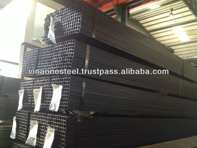 VINA ONE STEEL Black Square Steel Pipe ASTM A53
