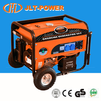 electricity small natural gas gasoline generator factory prices for sale