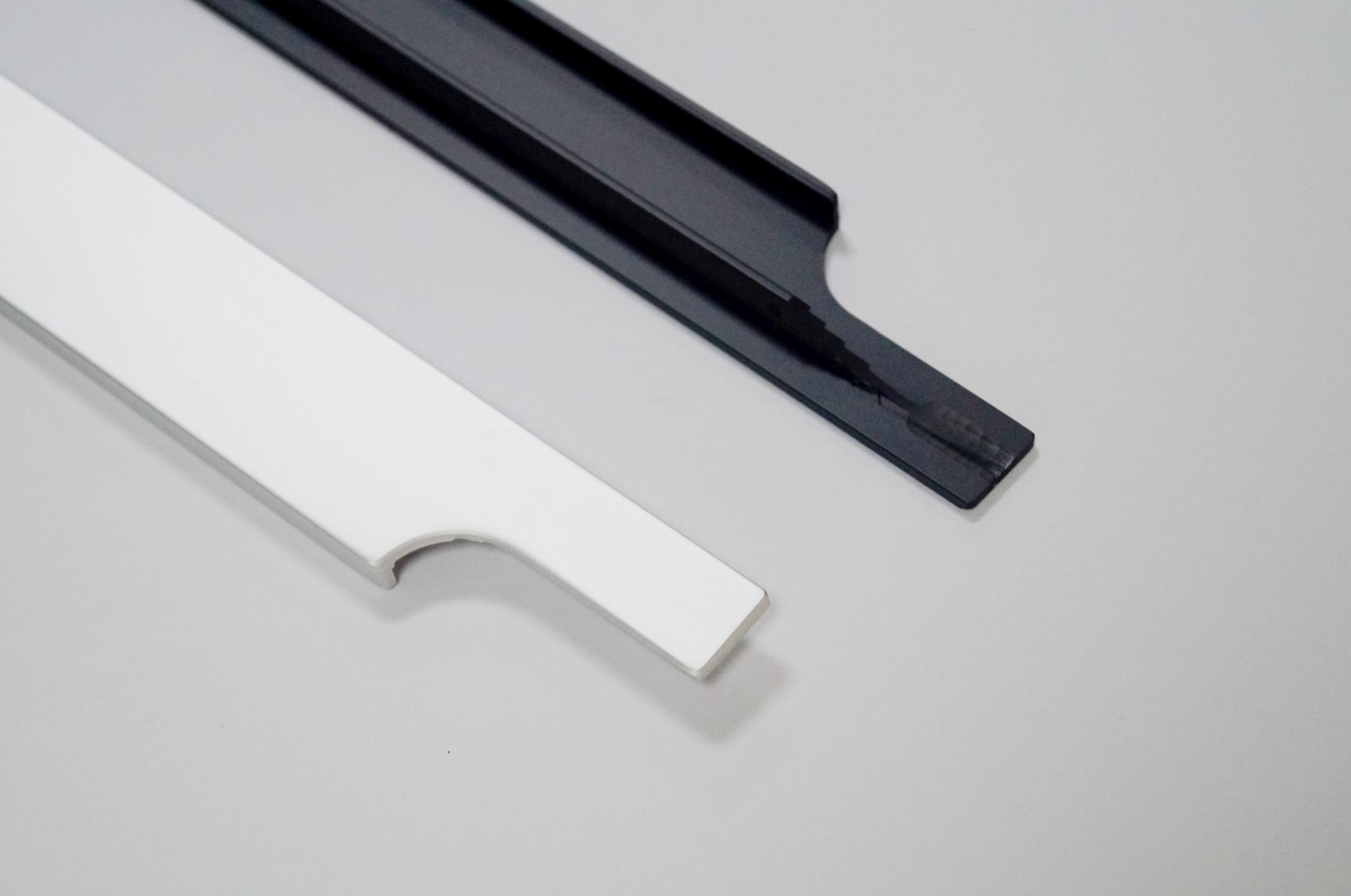 Neue Stil Aluminiumkante Griff Und Knopf Für Küchenschrank ...