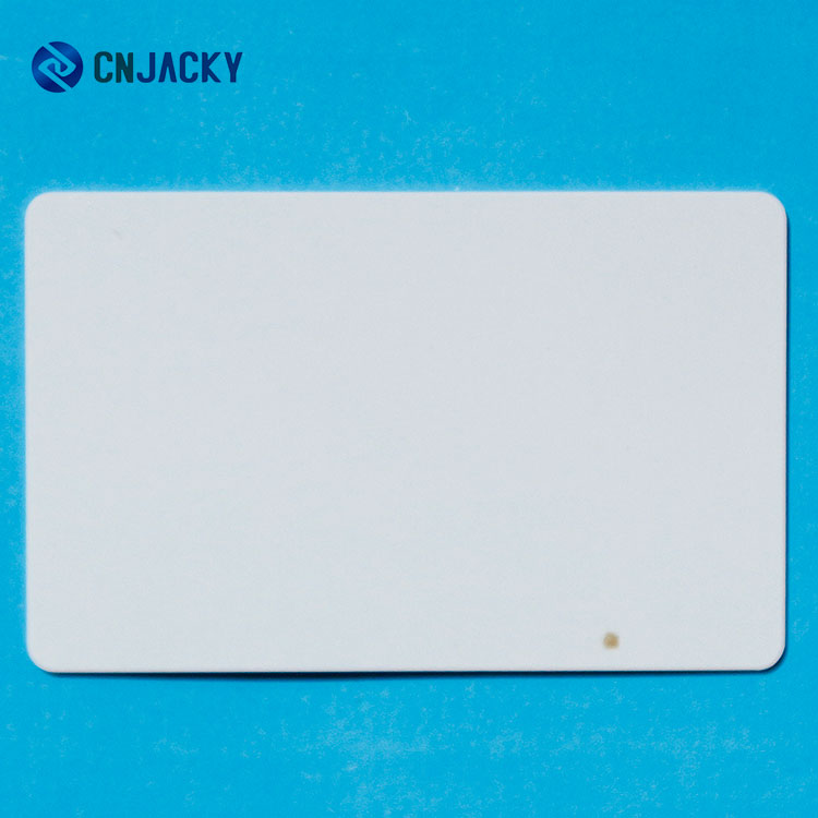 Promotion Blank RFID Card with TK4100 F08 S50 Chip / Inkjet Printable PVC Card