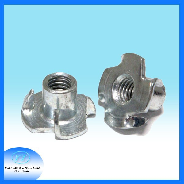 Stainless Steel T Nuts For Automatic Flat Dies