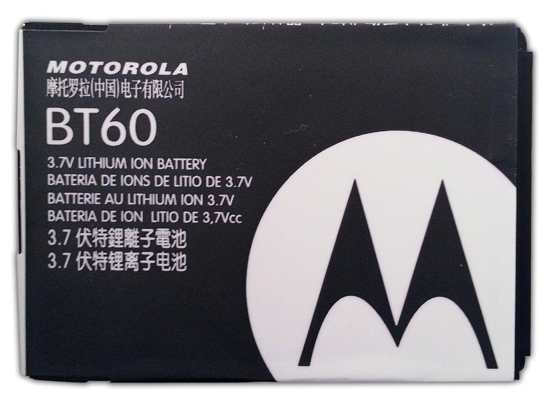 Motorola BT60 BT 60 1000 mAh Battery for Motorola MOTO Q8 / Motorola Q 9H / Q9M / Q9C / RAZR VE20 / Rival A455 / Evoke QA4 / Tundra VA76r / Renew W233 / ROKR Z6m / RIZR Z6tv / A1200 / A1210 / A3000 / A3100 / L800T / C168i / C290 / V190 / V195 / V235 / V325 / V361 / V365 / VE240 / W175 / W315 / W370