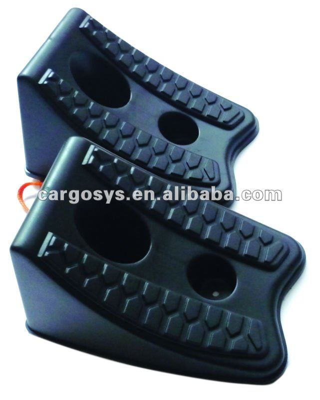 Plastic Truck/Car Wheel Chocks