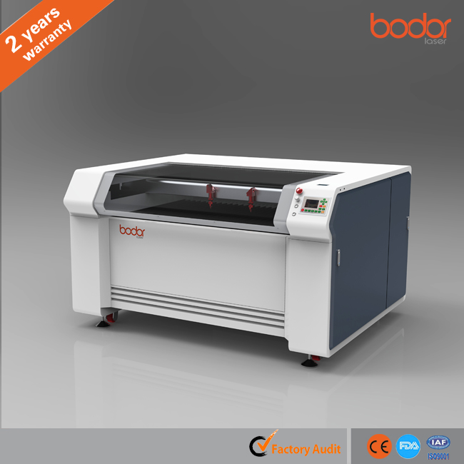 cheap price CO2 laser cutting and engraving plywood acrylic machine with 3 years warranty