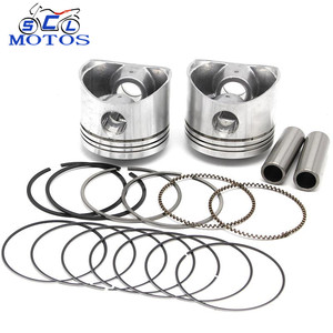 750cc Motorcycle Piston kit Piston Ring for 32HP Engine