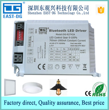 R2742 Wifi smart phone APP Bluetooth dimmer 20w 30w35w 40w bluetooth dimming remote control dimming dimmable led driver with CE