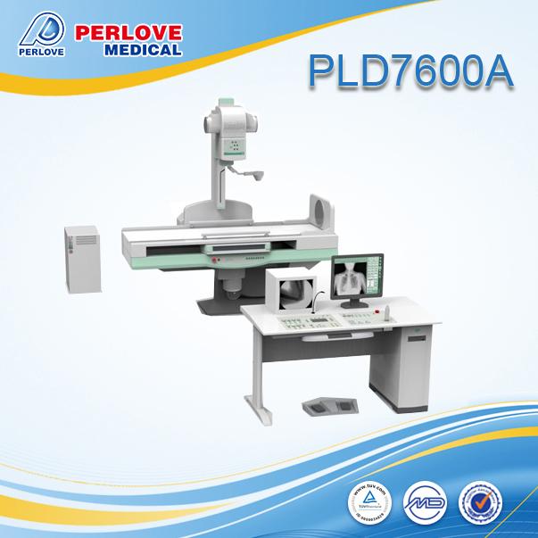 640mA X-ray machine PLD7600A digital fluoroscopy of x-ray