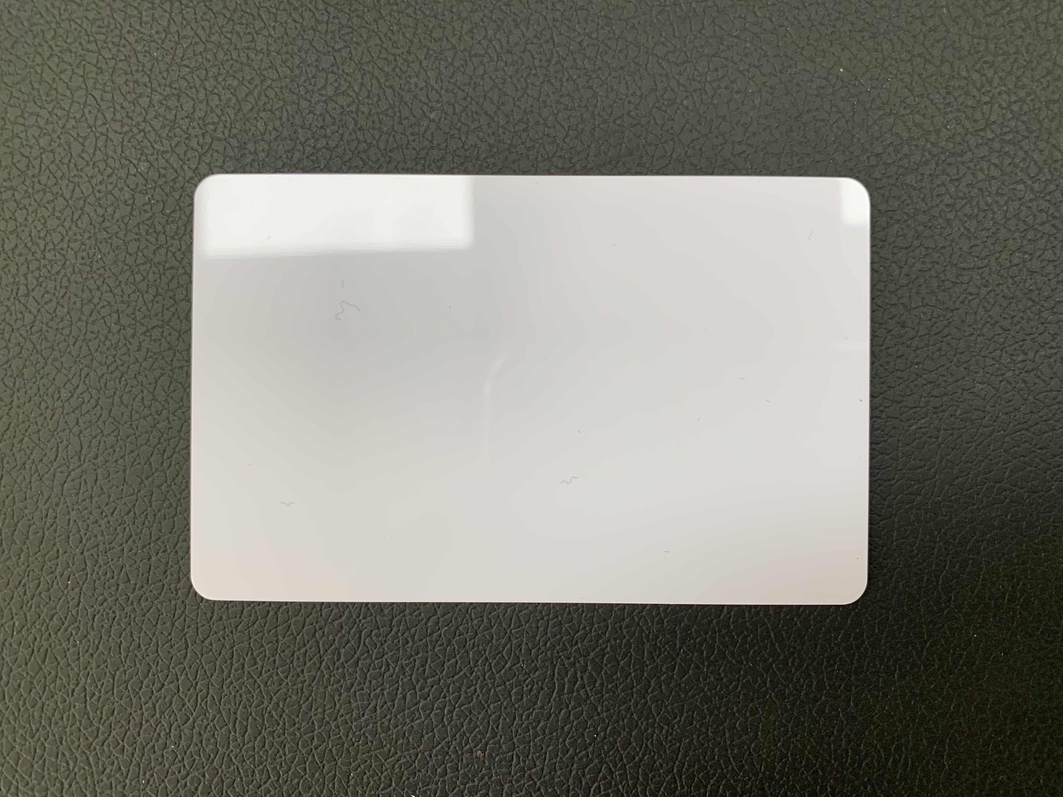HF/ NFC 13.56MHz blank Standard RFID Card can be printed