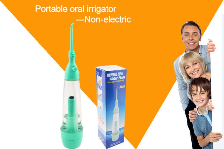 Direkter Verkauf der Fabrik drahtloser zahnmedizinischer flosser mündlicher erstklassiger Munddusche