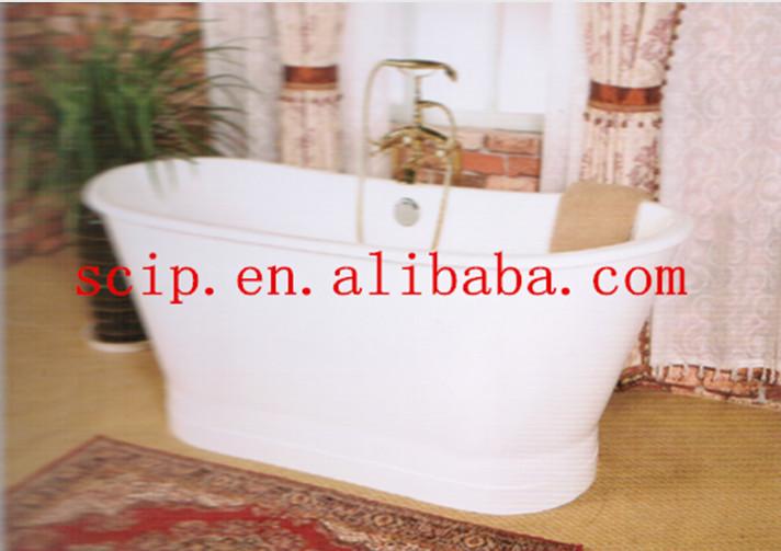 Vasca Da Bagno Ferro Smaltato : Gonna vasca da bagno in ghisa smaltata classico cast vasca di