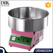10kg Safe thickening stainless steel cotton electric candy floss machine
