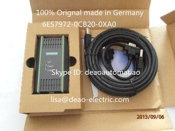 6es7972-0cb20-0xa0 Usb-mpi Cable Siemens S7-200/300/400 Plc Programming  Interface Siemens Pc Adapter - Buy Siemens Pc Adapter,Siemens Pc Usb