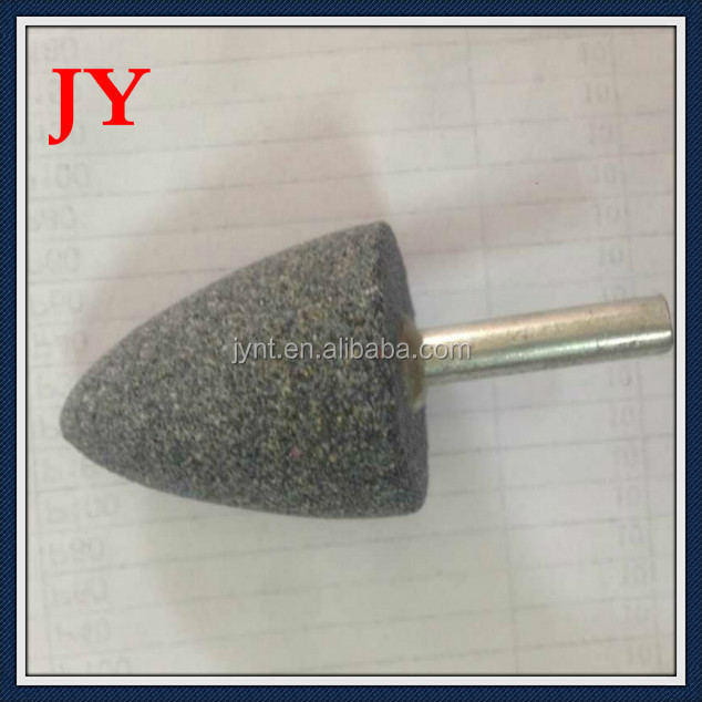 Mounted grinding Stone,silicon carbide mounted point,abrasive stone