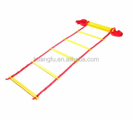 Quick Flat Rung Agility Training Ladder