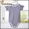 tinaluling brand strip organic cotton baby bodysuits baby toddler clothing