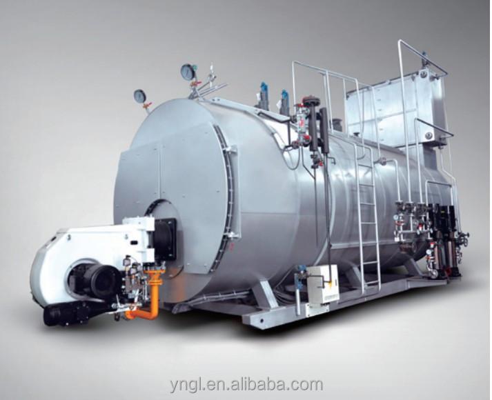 Finden Sie Hohe Qualität Kessel Turbinen-generator Hersteller und ...