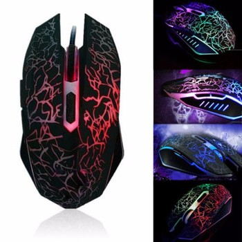 Gaming Mouse Brand Logos