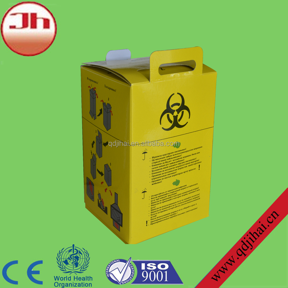 Sharps Containers Medical Waste/medical Container