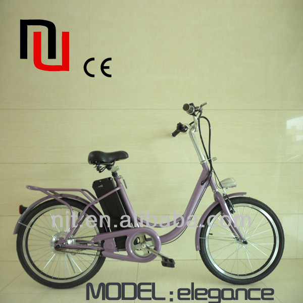 CE/EN15194 250w 36V storage battery eletric bike 22""