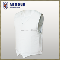 Tactical lightweight concealable bulletproof vest