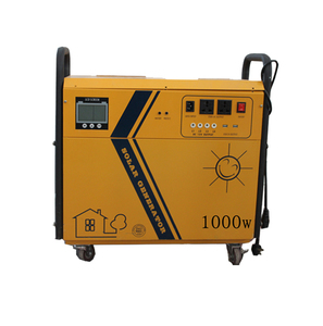 YongDian made high quality cheap hot sell kit camping 240v solar generator for homes