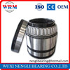 Four row tapered roller bearing size chart