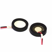 25mm 1.7Mhz atomizer piezoelectric ceramics for humidifier