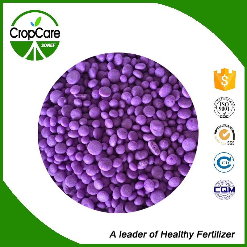 Agriculture Fertilizer Water Soluble Granular Compound Fertilizer NPK 15-9-20 15-8-20 15-15-15 + s + te