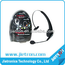 Bluetooth Earphone Headset For PS3